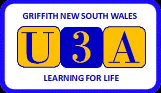 Griffith U3A Logo